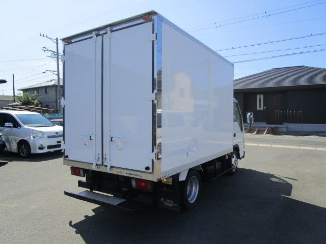 低温冷蔵冷凍車インジェクター交換済(5枚目)