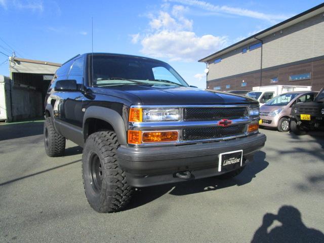 「シボレー」「シボレー タホスポーツ」「SUV・クロカン」「静岡県」の中古車3
