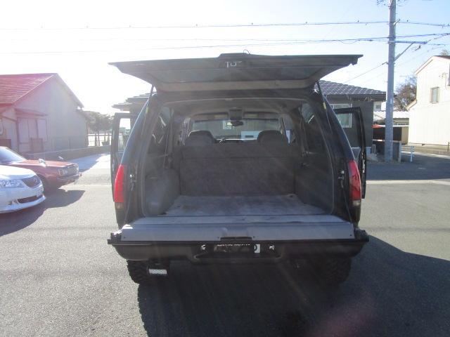 「シボレー」「シボレー タホスポーツ」「SUV・クロカン」「静岡県」の中古車14