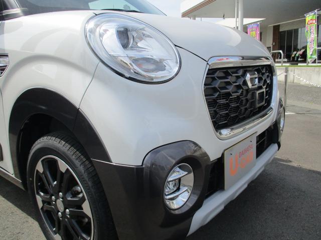 「ダイハツ」「キャスト」「コンパクトカー」「静岡県」の中古車5