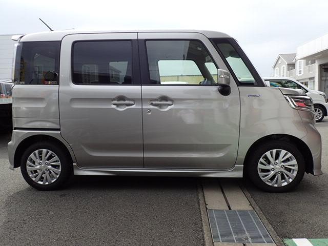 「スズキ」「スペーシアカスタム」「コンパクトカー」「静岡県」の中古車5