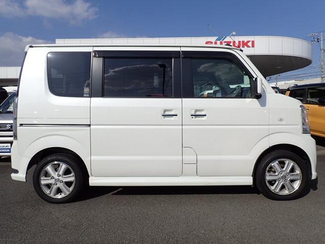 「スズキ」「エブリイワゴン」「コンパクトカー」「静岡県」の中古車2