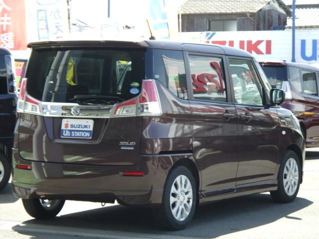 「スズキ」「ソリオ」「ミニバン・ワンボックス」「静岡県」の中古車2