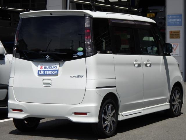 「スズキ」「パレット」「コンパクトカー」「静岡県」の中古車2