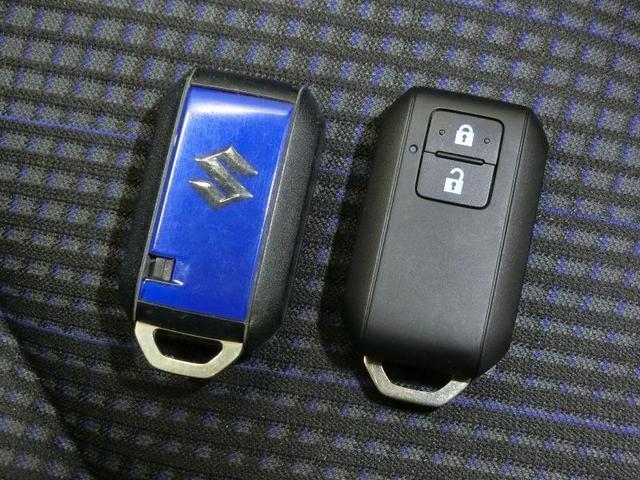 ハイブリッドFZ スズキセーフティサポート デュアルセンサーブレーキサポート 誤発進抑制 車線逸脱警報 全方位モニター 純正地デジメモリーナビ LEDヘッドライト 純正14インチアルミホイール スマートキー(8枚目)