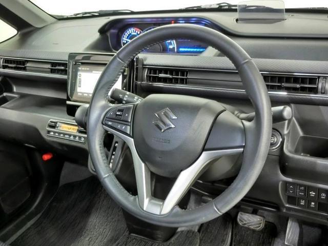 ハイブリッドFZ スズキセーフティサポート デュアルセンサーブレーキサポート 誤発進抑制 車線逸脱警報 全方位モニター 純正地デジメモリーナビ LEDヘッドライト 純正14インチアルミホイール スマートキー(17枚目)
