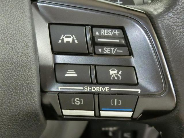 1.6GTアイサイト Sスタイル 水平対向ターボエンジン アイサイトVer3 パナソニック地デジメモリーナビ アダプティブクルーズコントロール LEDヘッドライト 純正18インチアルミホイール ETC 禁煙車 ワンオーナー(7枚目)