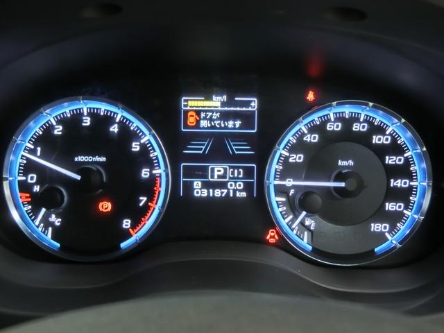 1.6GTアイサイト Sスタイル 水平対向ターボエンジン アイサイトVer3 パナソニック地デジメモリーナビ アダプティブクルーズコントロール LEDヘッドライト 純正18インチアルミホイール ETC 禁煙車 ワンオーナー(29枚目)