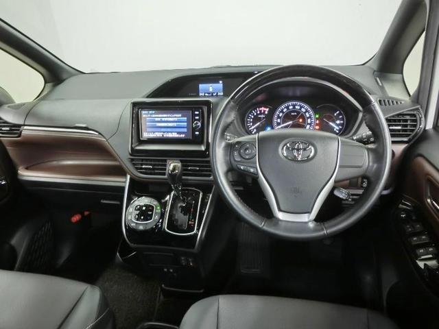 Gi 4WD トヨタセーフティセンス ドライブレコーダー 両側電動スライドドア 純正地デジメモリーナビ バックカメラ LEDヘッドライト クルーズコントロール ETC 純正アルミ ワンオーナー 禁煙車(3枚目)
