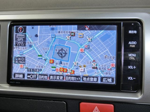 トヨタ ハイエースバン ロングワイドスーパーGL バックモニター ETC