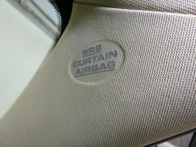 デュアルエアバッグに加えてサイド&カーテン&ニーエアバッグで乗員を守ります