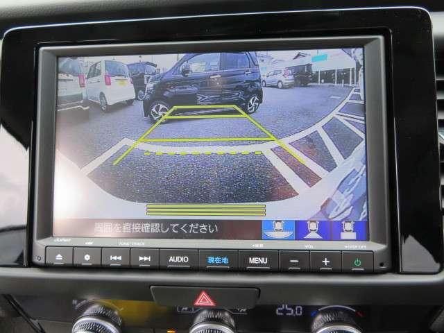 e:HEVホーム 2年間走行距離無制限保証 ナビ フルセグTV DVD再生 バックカメラ 衝突被害軽減システム アダプティブクルーズコントロール LEDヘッドライト クリアランスソナー スマートキー ETC 禁煙車(5枚目)