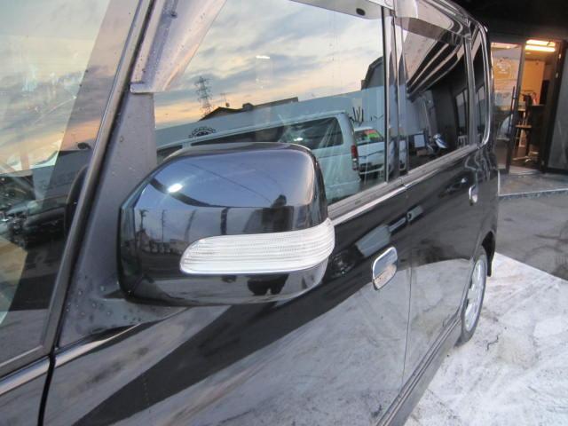 人気のタントカスタム!ブラック!純正フルエアロ&14AW・HIDヘッドライト・ベンチシート&コラムシフト・純正CDMDデッキ!内外装美車必見!