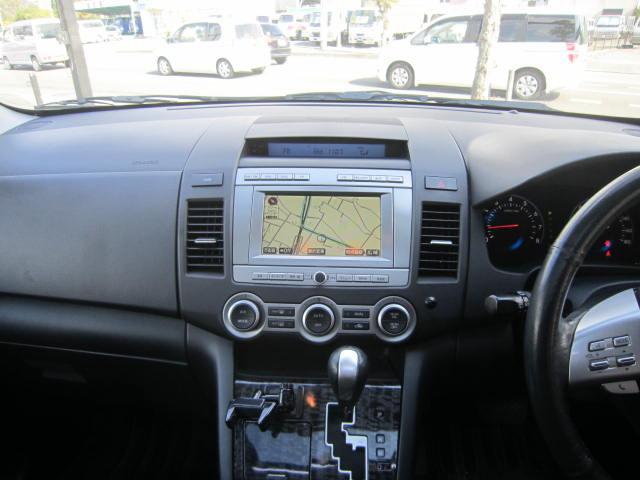 マツダ MPV 23Tターボ両側パワースライド純正HDDナビ電動サンルーフ