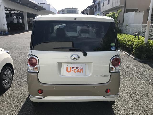 「ダイハツ」「ムーヴキャンバス」「コンパクトカー」「静岡県」の中古車5