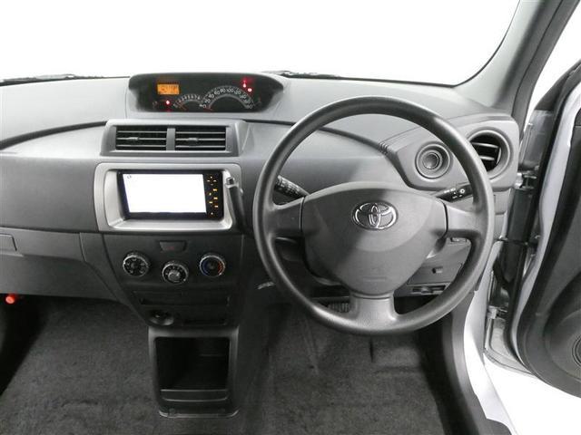 S ベンチシート キーレスエントリー ワンセグナビ CD再生付き ワンオーナー車マニュアルエアコン ABS付き エアバック付き(4枚目)