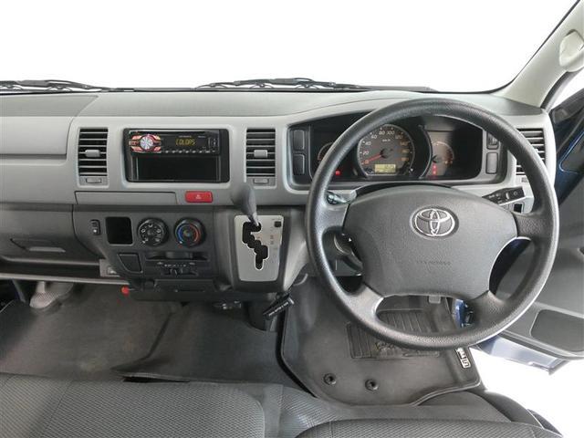 ロングDX GLパッケージ キーレスエントリー CD再生付き ETC AC100V100W電源 ワンオーナー車ベンチシート マニュアルエアコン リアヒーター付き ABS付き シングルエアバッグ付(5枚目)