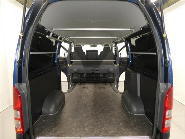 ロングDX GLパッケージ キーレスエントリー CD再生付き ETC AC100V100W電源 ワンオーナー車ベンチシート マニュアルエアコン リアヒーター付き ABS付き シングルエアバッグ付(18枚目)