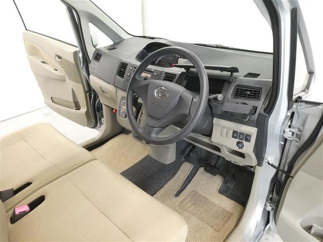 X ベンチシート スマートキー CD再生付き オートエアコン アイドリングストップ 純正アルミホイール ABS付き エアバッグ付き パワステ パワーウィンドウ(9枚目)