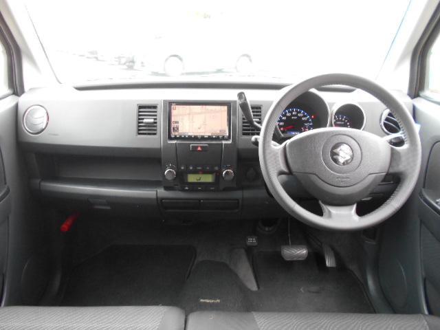 スズキ ワゴンR 社外HDD HID フォグランプ ベンチシートレザー