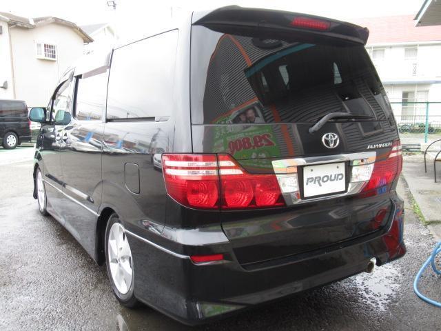 AX/4WD/サンルーフ/車高調節機能/HID(8枚目)