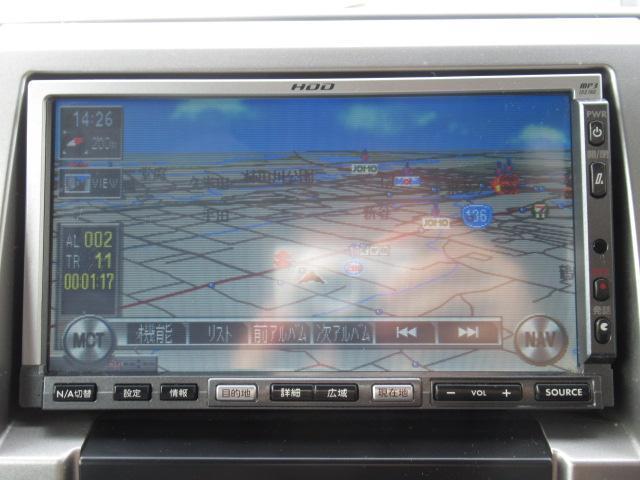 ナビスペシャルターボ ETC ダウンサス HID HDDナビ(3枚目)