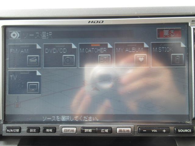 ナビスペシャルターボ ETC ダウンサス HID HDDナビ(19枚目)