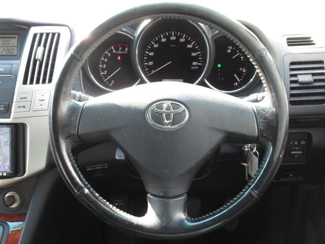 「トヨタ」「ハリアー」「SUV・クロカン」「静岡県」の中古車18