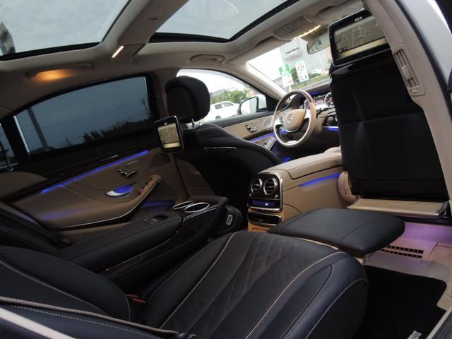 メルセデス・ベンツ M・ベンツ S550ロング エディション1 フルVITT仕様