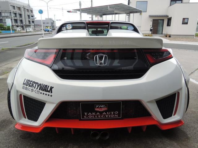 「ホンダ」「S660」「オープンカー」「静岡県」の中古車3