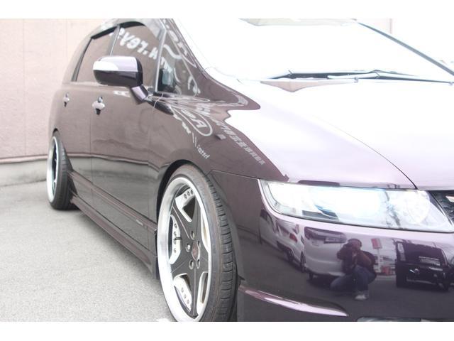 M アブソバンパー レオンハルト19インチ HKS車高調(19枚目)