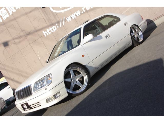 B仕様eRバージョン10thアニバーサリED ブラックレザー サンルーフ 10th専用ウッドパネル 限定車 HDDナビ ゼグスピードフルタップ式車高調 WORKグノーシスHS203 20インチ(9枚目)