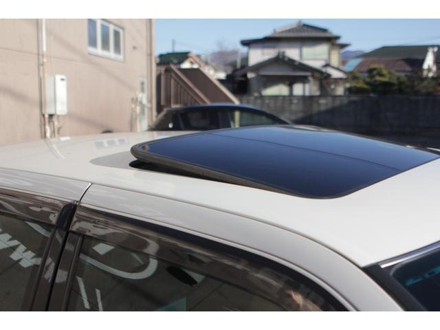 B仕様eRバージョン10thアニバーサリED ブラックレザー サンルーフ 10th専用ウッドパネル 限定車 HDDナビ ゼグスピードフルタップ式車高調 WORKグノーシスHS203 20インチ(20枚目)