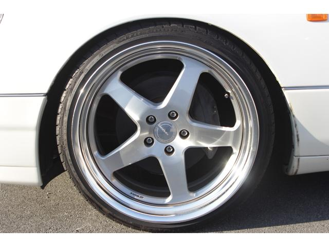 B仕様eRバージョン10thアニバーサリED ブラックレザー サンルーフ 10th専用ウッドパネル 限定車 HDDナビ ゼグスピードフルタップ式車高調 WORKグノーシスHS203 20インチ(23枚目)