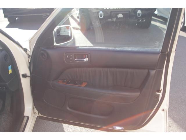 B仕様eRバージョン10thアニバーサリED ブラックレザー サンルーフ 10th専用ウッドパネル 限定車 HDDナビ ゼグスピードフルタップ式車高調 WORKグノーシスHS203 20インチ(34枚目)