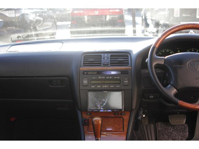B仕様eRバージョン10thアニバーサリED ブラックレザー サンルーフ 10th専用ウッドパネル 限定車 HDDナビ ゼグスピードフルタップ式車高調 WORKグノーシスHS203 20インチ(35枚目)