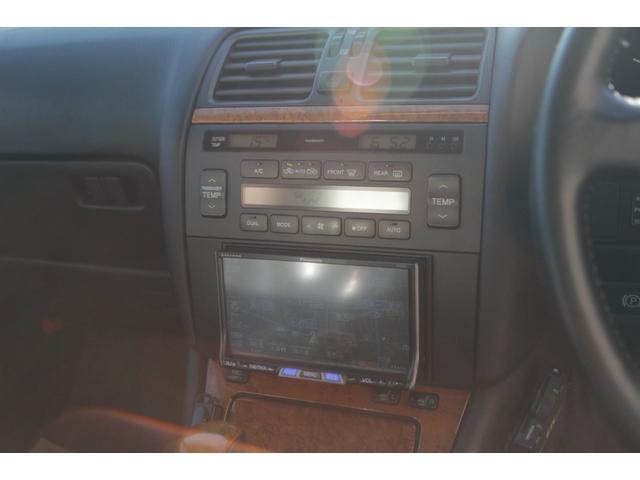 B仕様eRバージョン10thアニバーサリED ブラックレザー サンルーフ 10th専用ウッドパネル 限定車 HDDナビ ゼグスピードフルタップ式車高調 WORKグノーシスHS203 20インチ(39枚目)