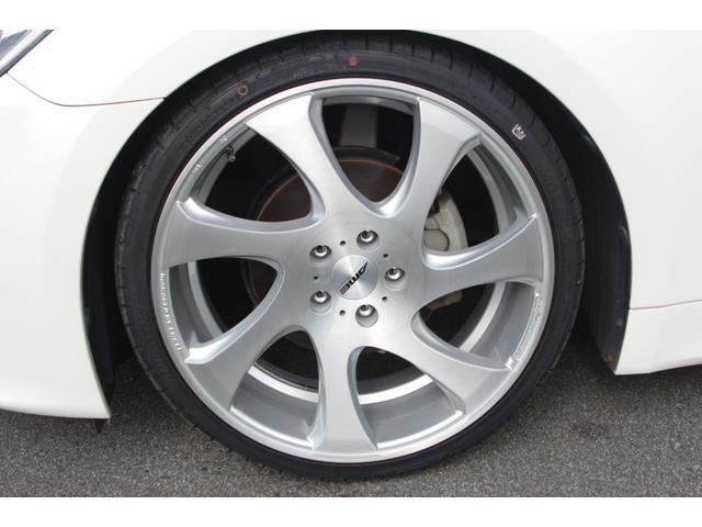 アスリートS ブラックスタイル 新品AMEシャレン20インチアルミ 新品フルタップ車高調 レーダークルーズ クリアランスソナー プリクラッシュセーフティー フルセグ地デジ ETC2.0 スーパーキャットレーダー 専用内装 専用アルミ(23枚目)