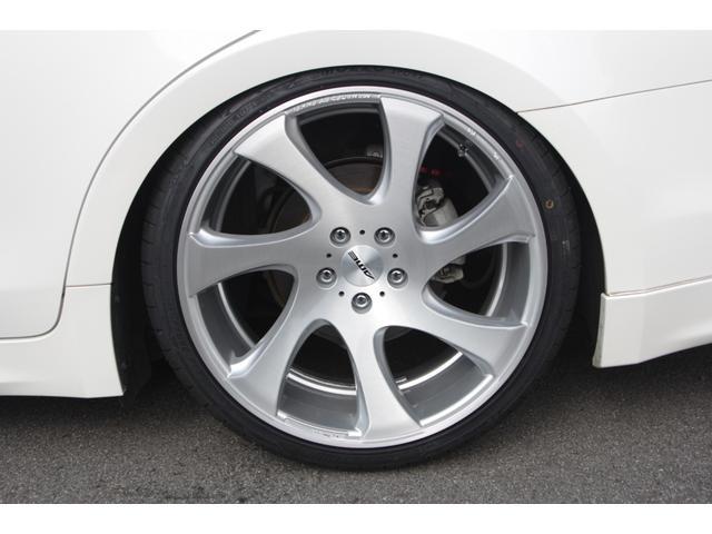 アスリートS ブラックスタイル 新品AMEシャレン20インチアルミ 新品フルタップ車高調 レーダークルーズ クリアランスソナー プリクラッシュセーフティー フルセグ地デジ ETC2.0 スーパーキャットレーダー 専用内装 専用アルミ(24枚目)