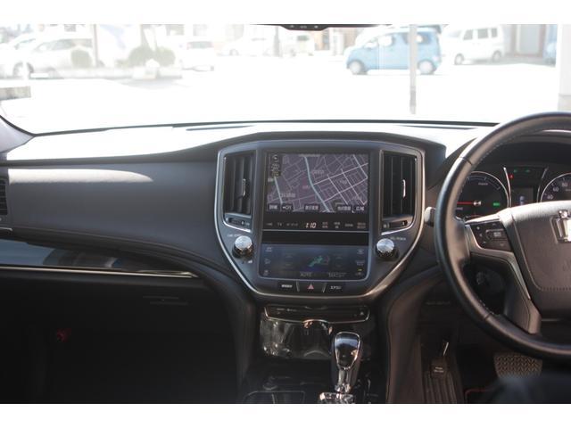 アスリートS ブラックスタイル 新品AMEシャレン20インチアルミ 新品フルタップ車高調 レーダークルーズ クリアランスソナー プリクラッシュセーフティー フルセグ地デジ ETC2.0 スーパーキャットレーダー 専用内装 専用アルミ(35枚目)