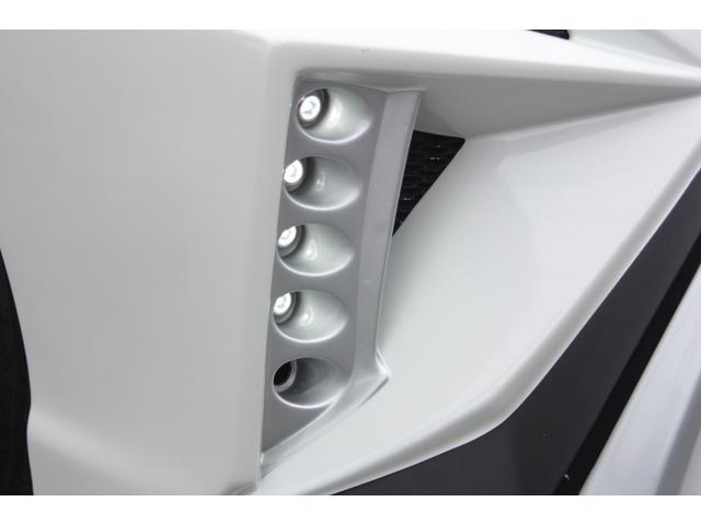 S ブラックパールフロントバンパー サイドリアモデリスタ シュバートSC4 19AW ガナドールマフラー アルパイン9インチナビ クスコ車高調e-COM付き 純正オプションフットランプ&ラゲッジランプ(24枚目)