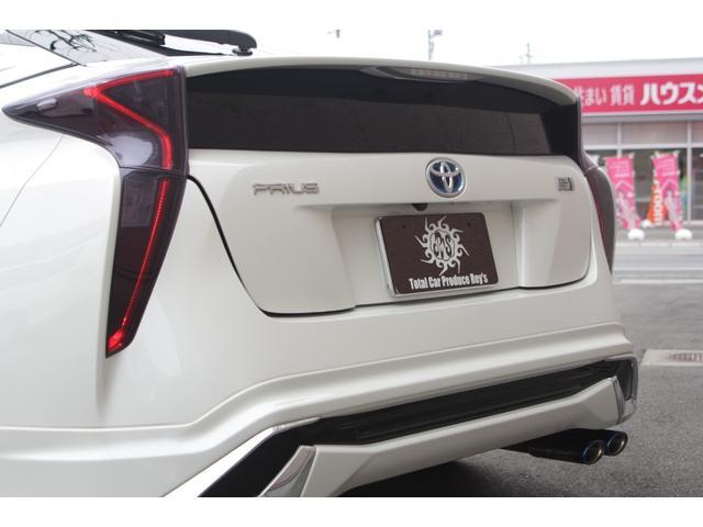 S ブラックパールフロントバンパー サイドリアモデリスタ シュバートSC4 19AW ガナドールマフラー アルパイン9インチナビ クスコ車高調e-COM付き 純正オプションフットランプ&ラゲッジランプ(26枚目)