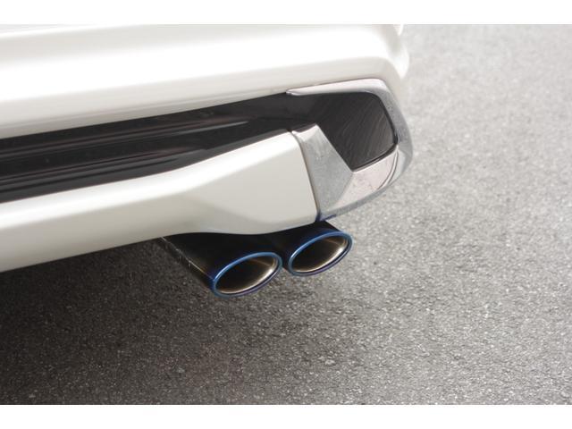 S ブラックパールフロントバンパー サイドリアモデリスタ シュバートSC4 19AW ガナドールマフラー アルパイン9インチナビ クスコ車高調e-COM付き 純正オプションフットランプ&ラゲッジランプ(28枚目)
