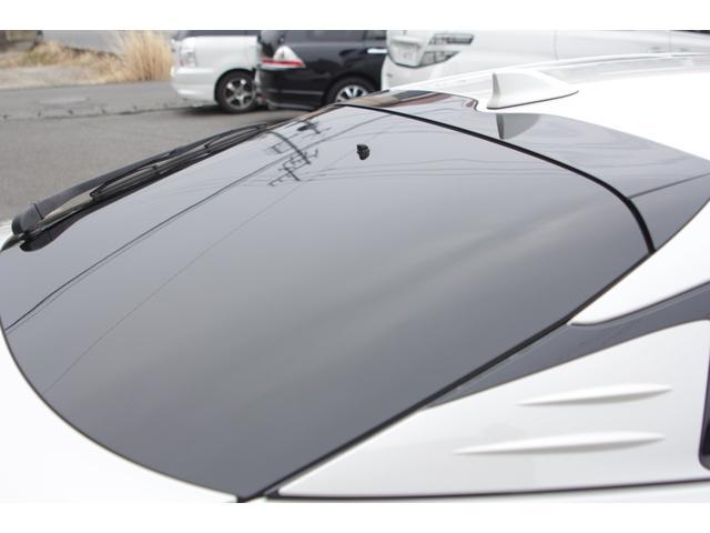S ブラックパールフロントバンパー サイドリアモデリスタ シュバートSC4 19AW ガナドールマフラー アルパイン9インチナビ クスコ車高調e-COM付き 純正オプションフットランプ&ラゲッジランプ(36枚目)