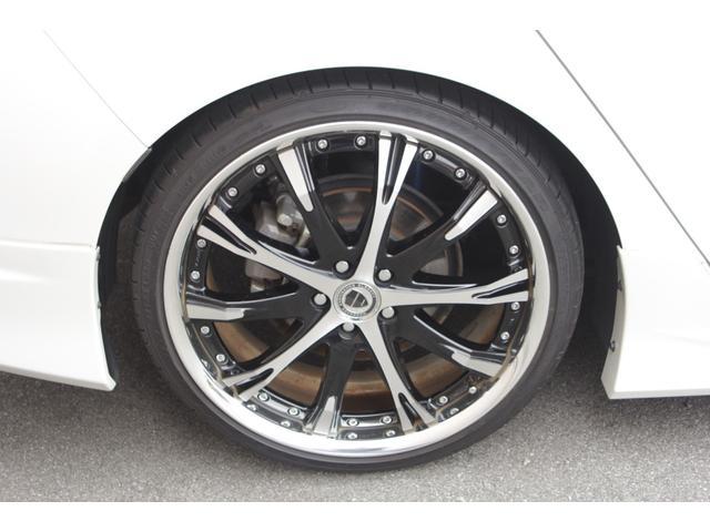 S ブラックパールフロントバンパー サイドリアモデリスタ シュバートSC4 19AW ガナドールマフラー アルパイン9インチナビ クスコ車高調e-COM付き 純正オプションフットランプ&ラゲッジランプ(37枚目)