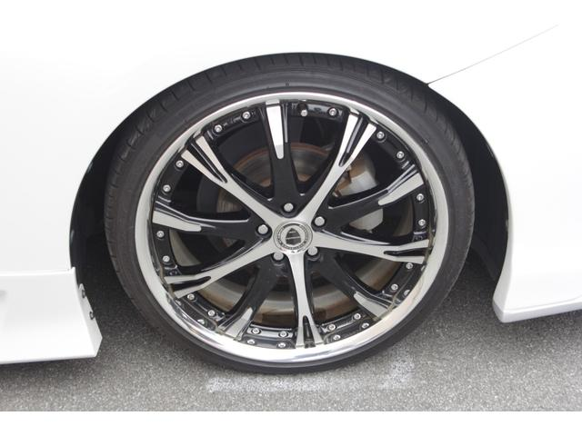 S ブラックパールフロントバンパー サイドリアモデリスタ シュバートSC4 19AW ガナドールマフラー アルパイン9インチナビ クスコ車高調e-COM付き 純正オプションフットランプ&ラゲッジランプ(38枚目)