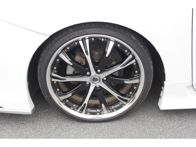 S ブラックパールフロントバンパー サイドリアモデリスタ シュバートSC4 19AW ガナドールマフラー アルパイン9インチナビ クスコ車高調e-COM付き 純正オプションフットランプ&ラゲッジランプ(39枚目)