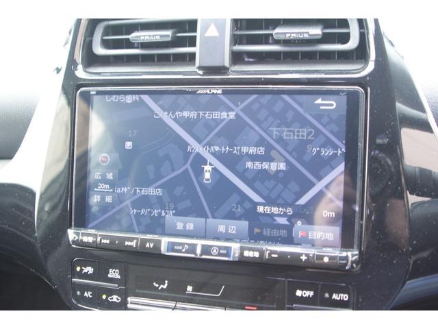 S ブラックパールフロントバンパー サイドリアモデリスタ シュバートSC4 19AW ガナドールマフラー アルパイン9インチナビ クスコ車高調e-COM付き 純正オプションフットランプ&ラゲッジランプ(55枚目)