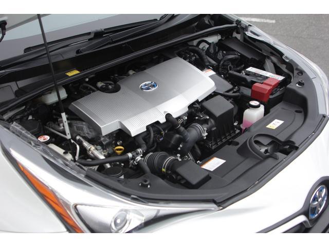S ブラックパールフロントバンパー サイドリアモデリスタ シュバートSC4 19AW ガナドールマフラー アルパイン9インチナビ クスコ車高調e-COM付き 純正オプションフットランプ&ラゲッジランプ(72枚目)