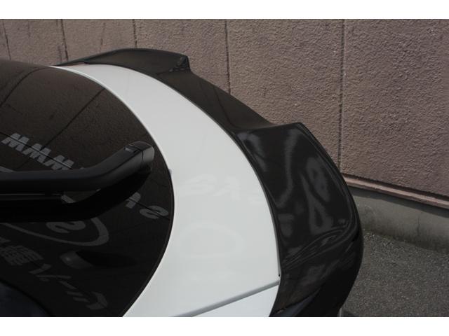 S WALDエアロパーツ WALDリアスポイラー WORKエモーションCR2P18インチ フルタップ式車高調 アルパインX9V大型ナビ ETC 社外コンビハンドル ドラレコ 革調シートカバー フロアマット(24枚目)